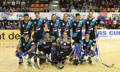 L'ICG Software Lleida, campió d'Europa