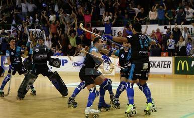 El ICG Software Lleida, campeón de Europa