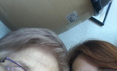La meva mare i jo