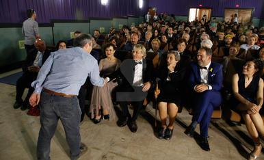 Inauguració del cinema Kursaal de Penelles