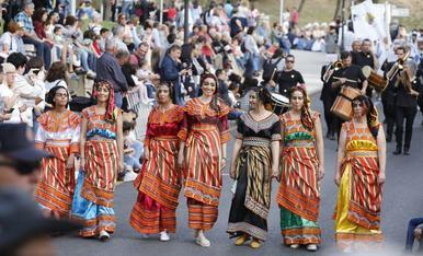 Festa de Moros i Cristians de Lleida 2018