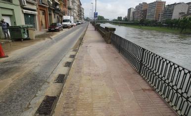 Balaguer després de la tempesta