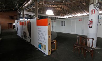 Així serà el centre de temporers de Lleida