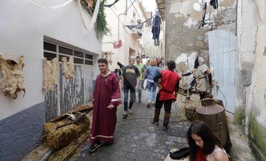 Fira Medieval d'Almenar 2018