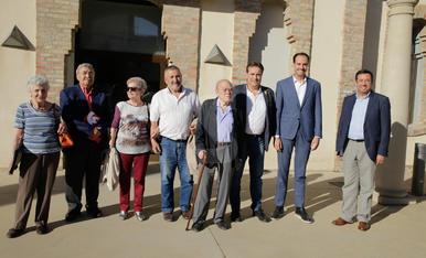 Primer acte de Pujol a Lleida després de la seua caiguda