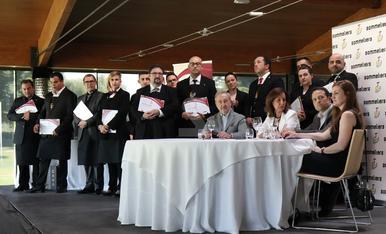 © Los mejores sumillers de Catalunya