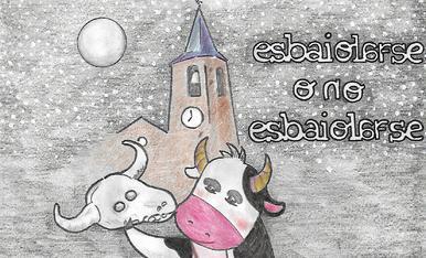 La vaca de l'Esbaiola't
