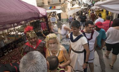 © Guissona vuelve a la época romana