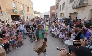 © Las fiestas se apoderan de Lleida