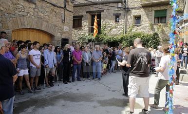 Les imatges dels actes en record en municipis lleidatans