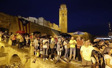 Marxa de Torxes a Lleida