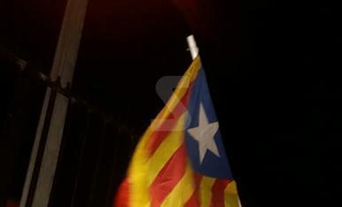 Imatges de la Diada 2018 a Lleida