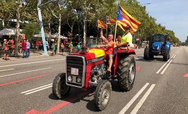 Manifestació a Barcelona 2018
