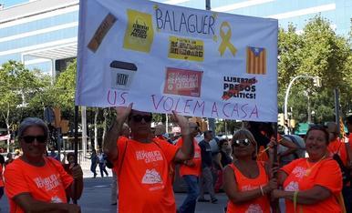 Manifestació a Barcelona 2018 #DiadaSEGRE