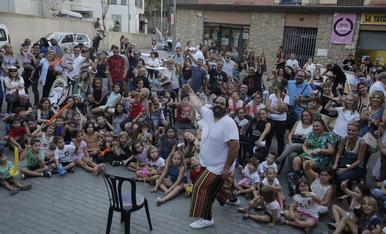© El Centro Histórico de Lleida, de fiesta
