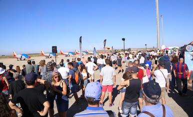 Festa al Cel 2018 a Alguaire
