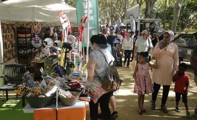 Imágenes de la Feria de Sant Miquel 2018
