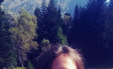 Plegant ceps al Alt Pirineu
