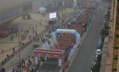Cursa de RAC1 a Lleida
