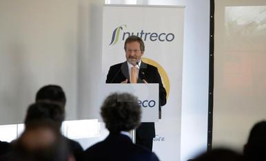 Inauguració de Nutreco