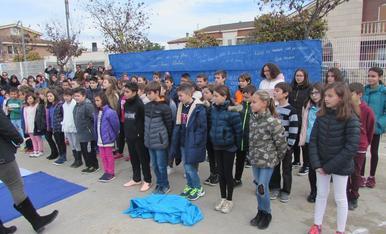 Día de la Música en la Escuela Enric Farreny de Lleida