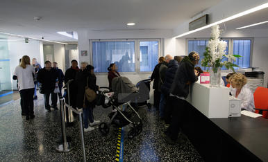 Vaga de sanitat a Lleida