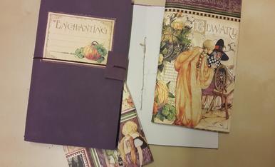 Llibretes fetes a ma i amb tot el cor, per regalar i fer reviure el gust per escriure