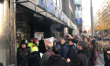 Jornada de protestes a Lleida