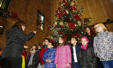 © Tiempo de Navidad en Lleida