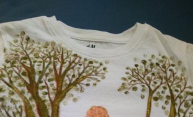 Pintura en camisetas