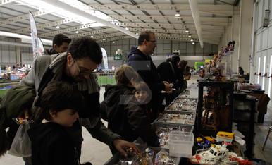 Primera Fira Playmobil de Lleida