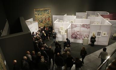 © Grabados de Rembrandt y Goya en el Museu