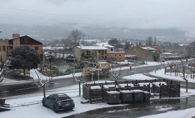 Nevada al Pirineu 2019