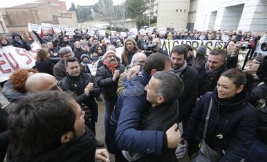 © El alcalde de Alcarràs se niega a declarar por el 1-0
