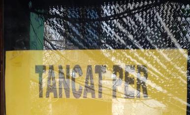 caratell vist a un restaurant a St. Andreu de la Vola, Osona.