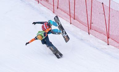 © Copa del Mundo de snowboard en Baqueira