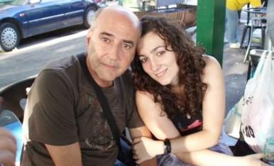 El meu pare, el més especial de tots, el meu amic, el meu món!