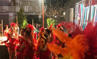 Carnaval de Sitges.Magda Bach Florensa.