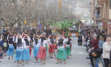 Almacelles celebra la Festa de l'Aigua