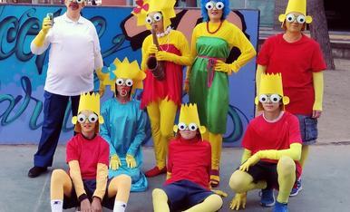 Els Simpson visiten Pardinyes