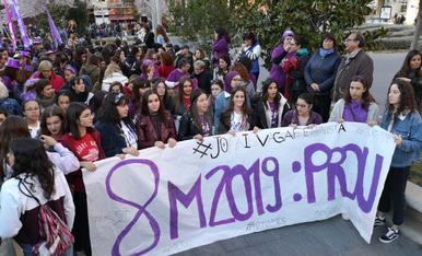 Manifestacions del 8M