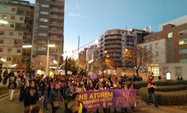 Manifestacions del 8 M