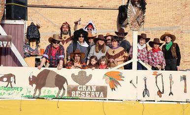 LA GRAN RESERVA (INDIS i Cowboys)