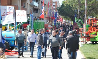 © Sant Josep tanca amb satisfacció dels expositors