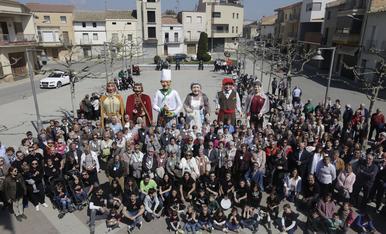 © La Noguera reúne a su gente mayor
