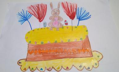 Maria Vivancos Gabarrella 6 anys