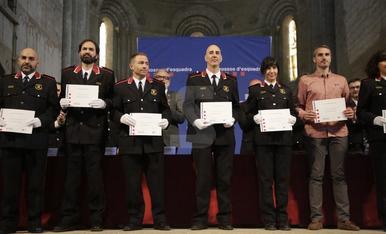 Día de las Escuadras en Lleida