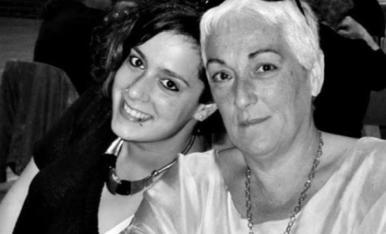 La meva mare i jo.