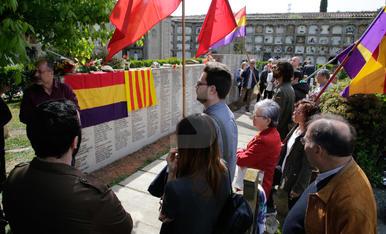 Homenatge a la II República