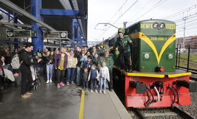 © El turismo de Lleida, a todo tren
